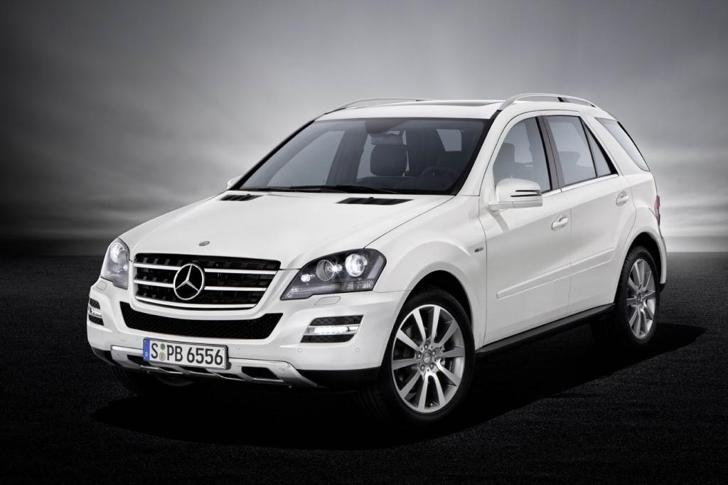 Mercedes-Benz M-Klasse Grand Edition.