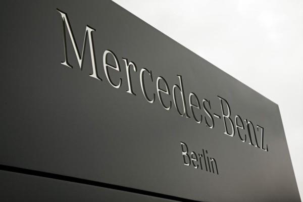 Mercedes-Benz-Werk Berlin ausgezeichnet