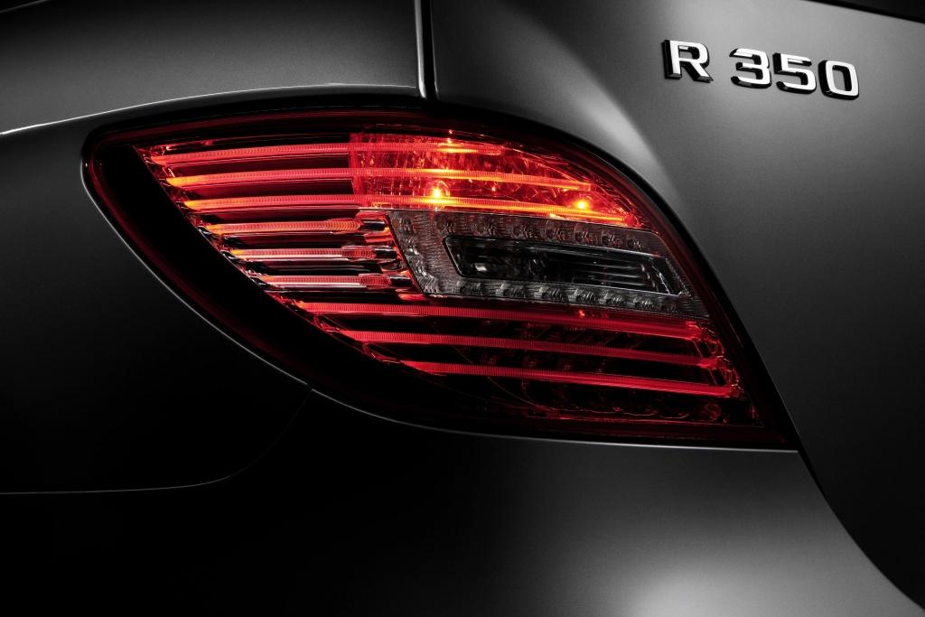 Neu bei Mercedes-Benz: R-Klasse und M-Klasse Grand Edition