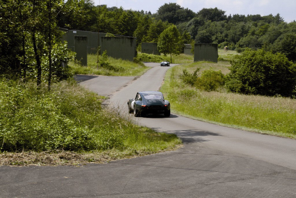 Neue Teststrecke für Autos im Teutoburger Wald
