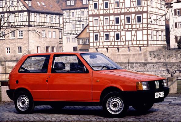 Neuer Fiat Uno auch für Europa
