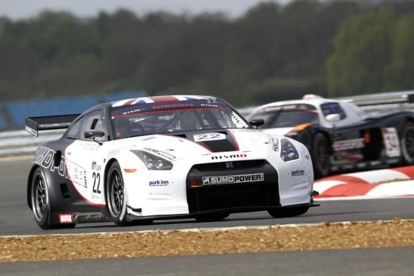 Nissan GT-R siegte nachträglich in Silverstone