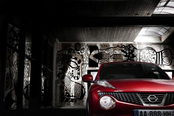 Nissan Juke kostet ab 16 990 Euro