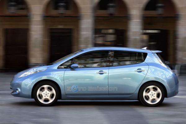 Nissan Leaf: Der neue Prius?