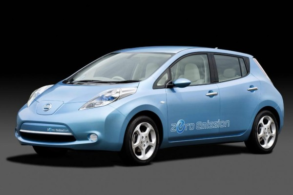 Nissan Leaf kostet rund 30 000 Euro