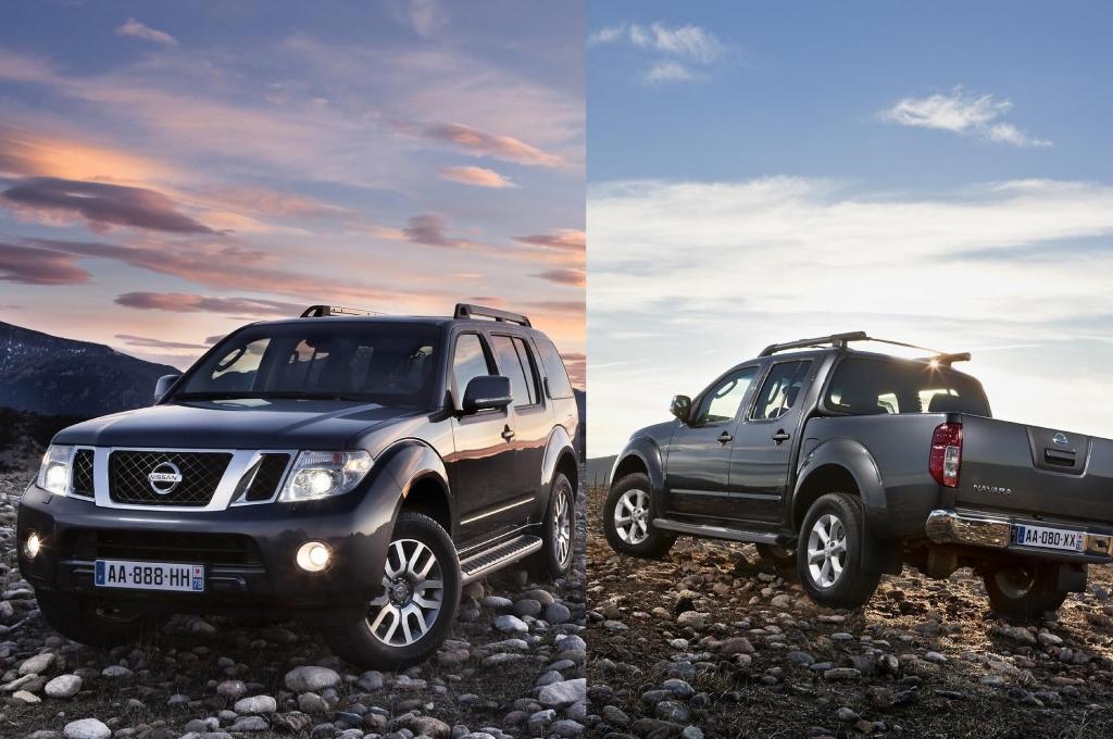 Nissan Navara und Pathfinder: Zwei fürs Grobe