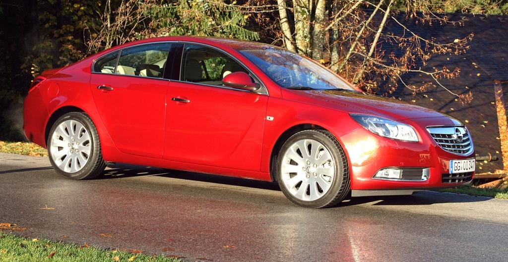 Opel-Modelle legen in ihrer Wertstabilität zu