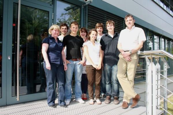 PTV unterstützt Bewerbung für Schüler-Gründerpreis 2010