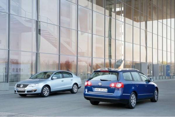 Paris 2010: Weltpremiere des neuen VW Passat