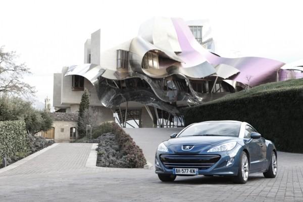 Peugeot RCZ - Französischer Sportler aus Österreich