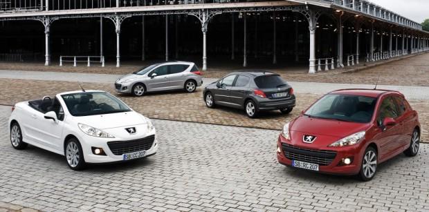 Peugeot spendiert dem 207 weitere Euro-5-Motoren