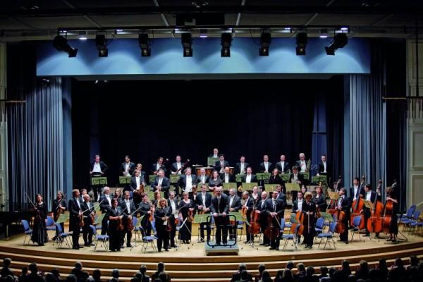 Philharmonic Volkswagen Orchestra und Peter Maffay bei ''Wetten, dass..?'' auf Mallorca