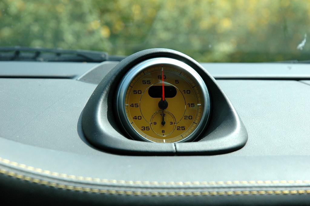 Porsche 911 Turbo: Für schnelle Rundenzeiten auf der Rennstrecke.