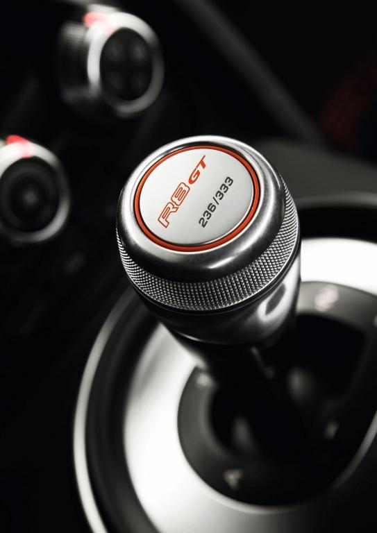 Pressepräsentation Audi R8 GT: 333 Mal noch schneller