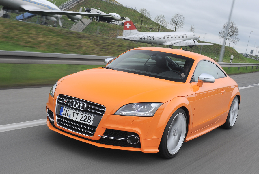 Pressepräsentation Audi TT: Mehr Power bei Motoren und Design