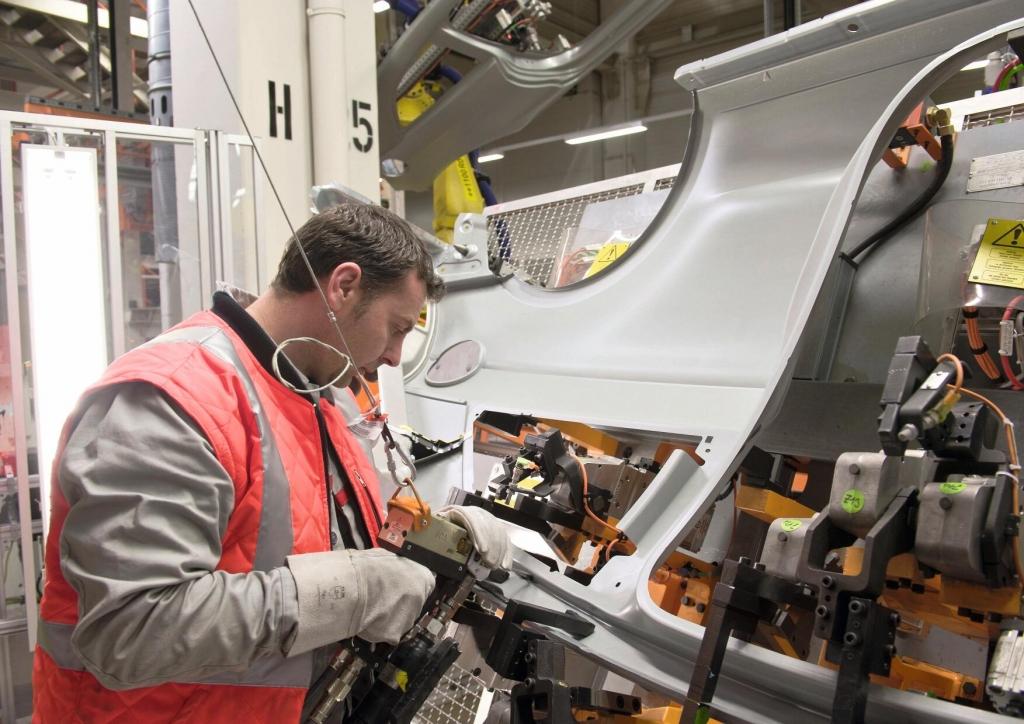 Produktion des Audi A 1 ist heute angelaufen