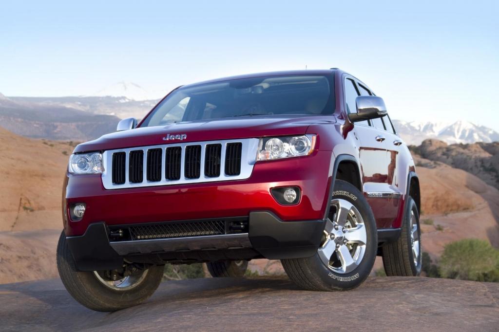 Produktionsbeginn für den neuen Jeep Grand Cherokee
