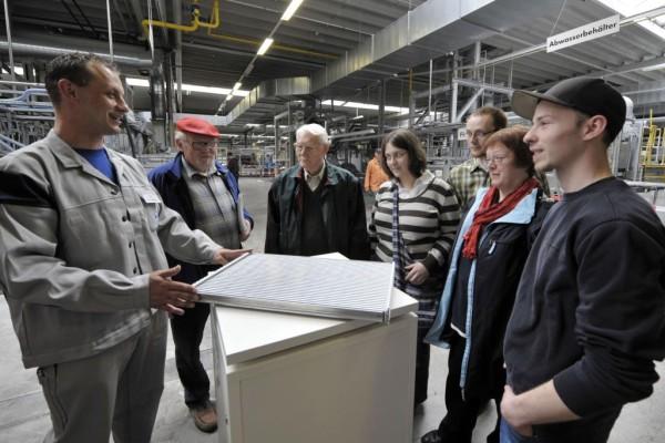 Produktionsjubiläum bei Volkswagen: 100 Millionen Kühler aus Hannover