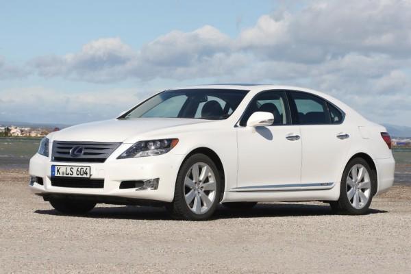 Rückruf: Lexus bittet LS 600 h in die Werkstatt