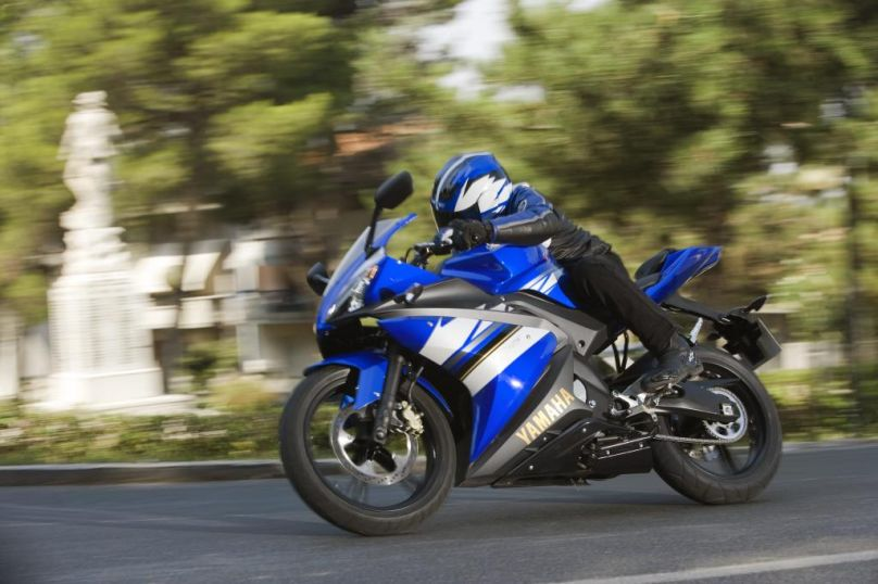 Rückrufaktion: YAMAHA YZF-R125 Typ RE06