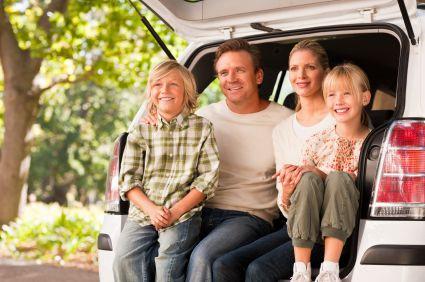 Ratgeber Urlaub: Die richtige Beladung des Autos