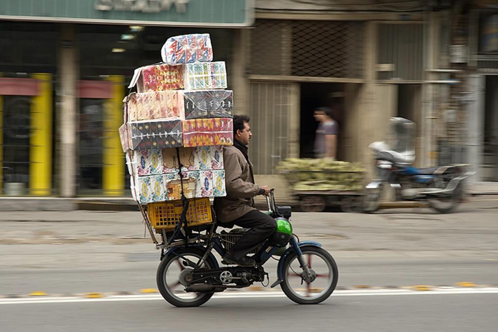 Reisen mit dem Motorrad: Gepäck sicher verstauen