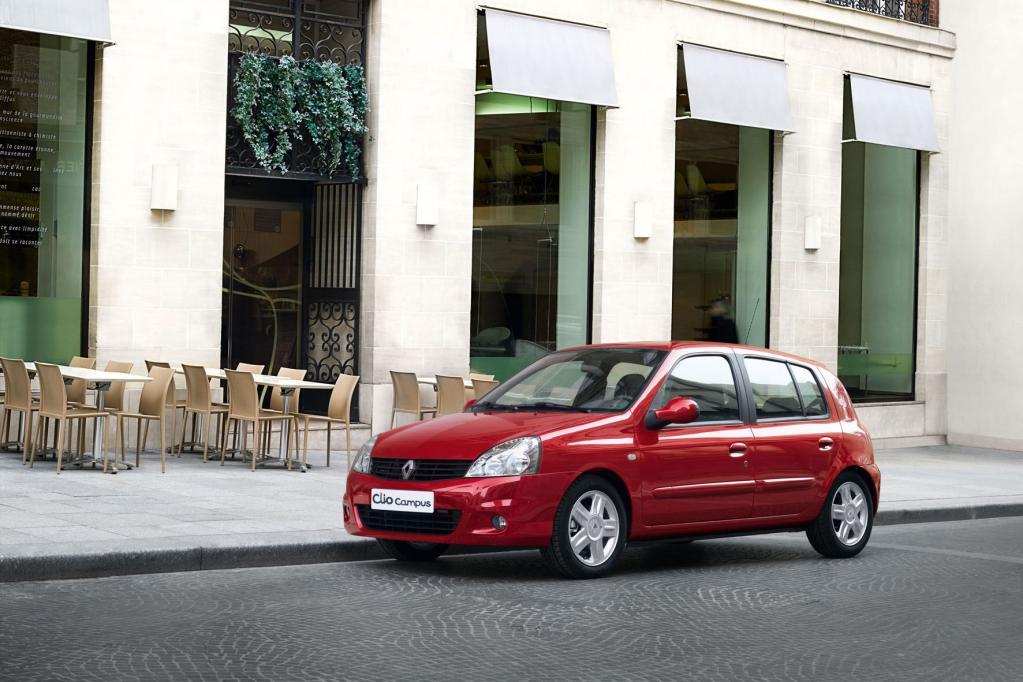 Renault Clio Campus mit Autogas