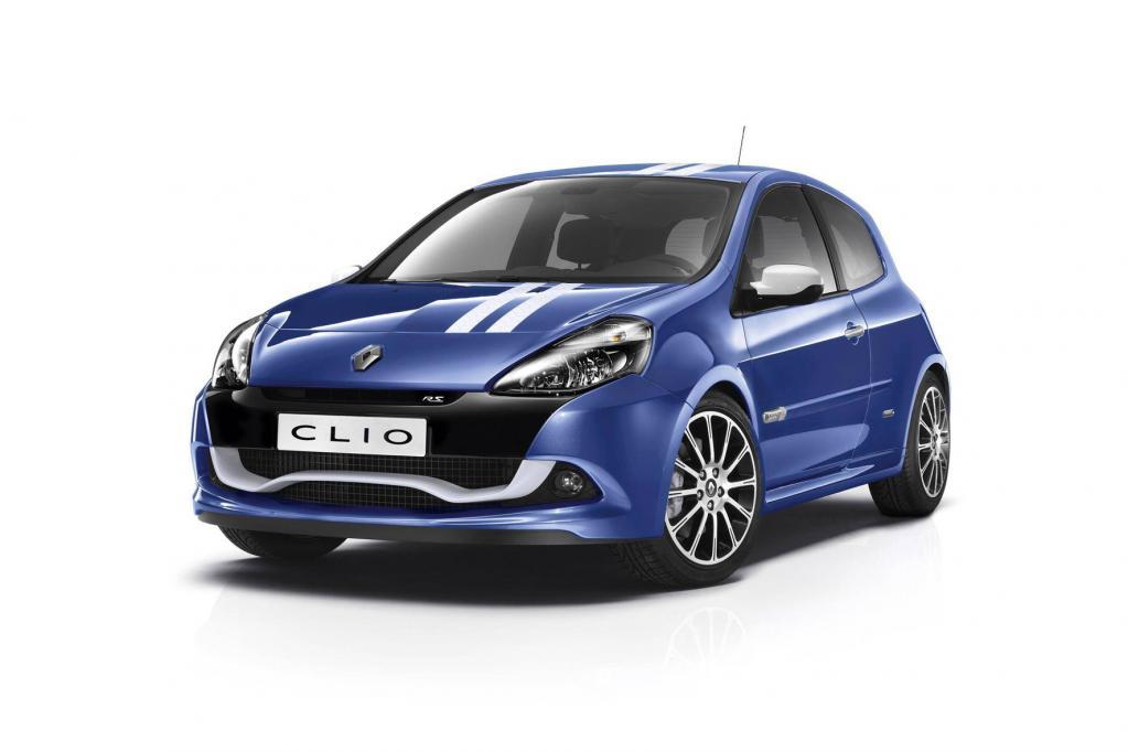 Renault Clio Gordini: Blau-weiße Wiedergeburt