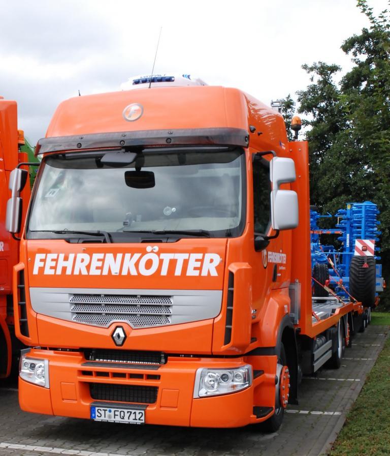 Renault Premium Route führt im Test
