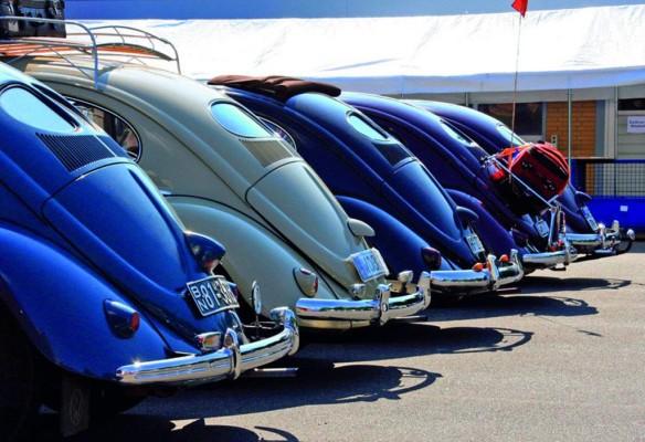 Rund 3000 Volkswagen Käfer werden in Hannover erwartet