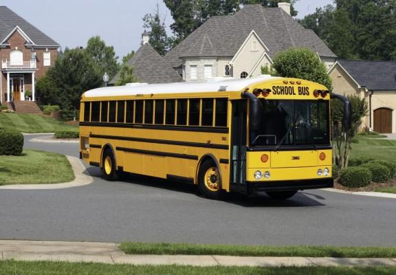Schon 1500 US-Schulbusse mit Blue Tec
