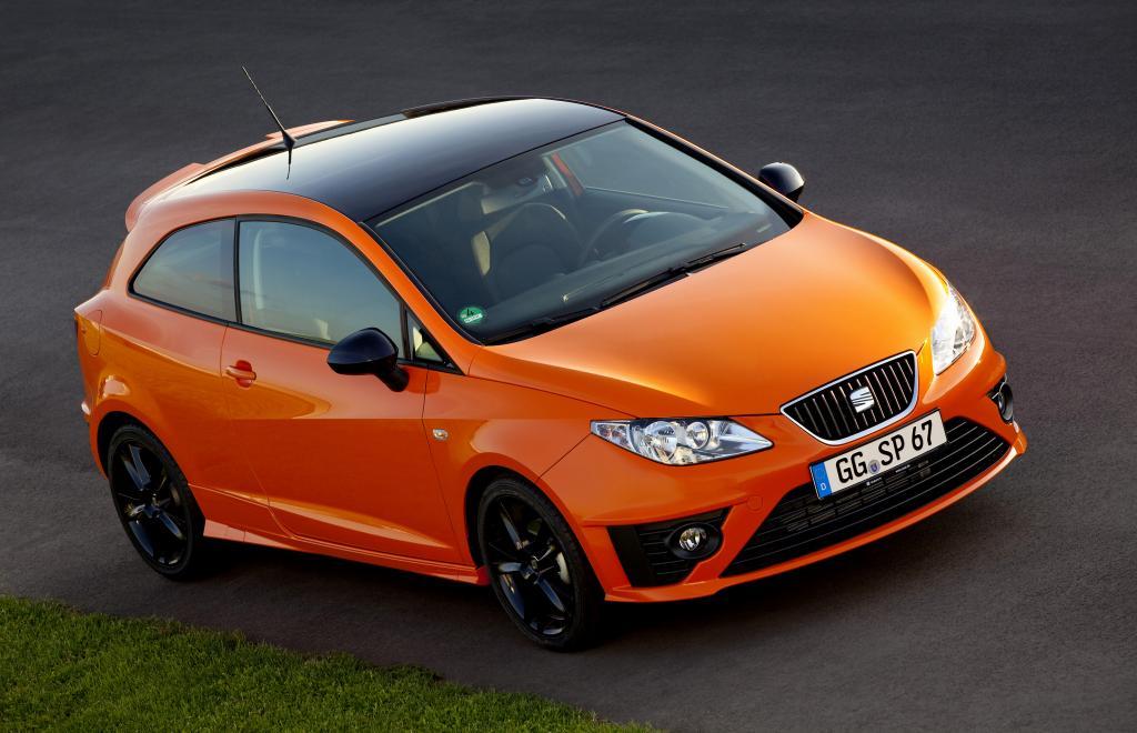 "Seat Ibiza SC ""Sport Limited""."