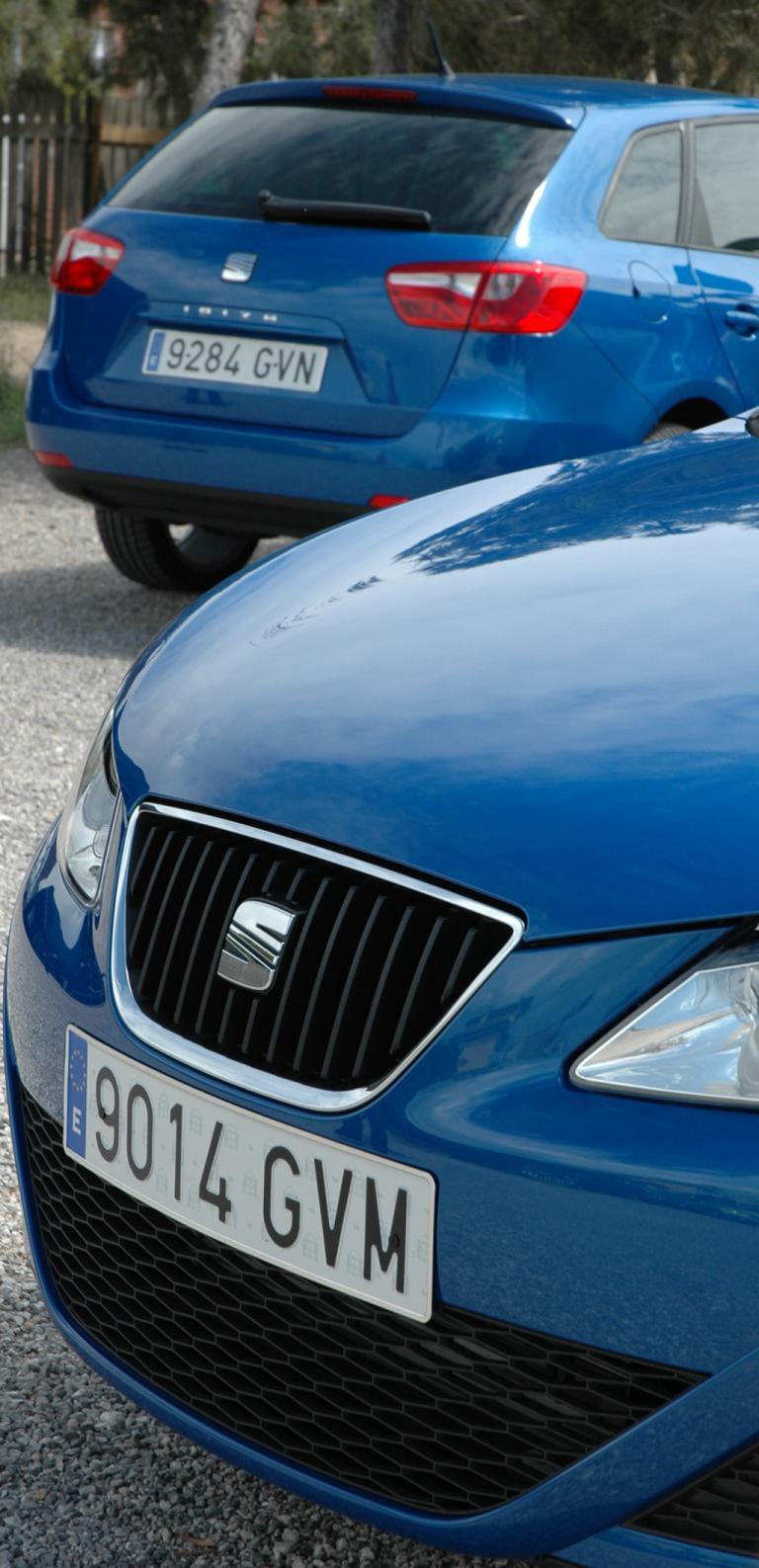 Seat Ibiza ST: Der kleine Kombi wirkt emotional-gefällig.