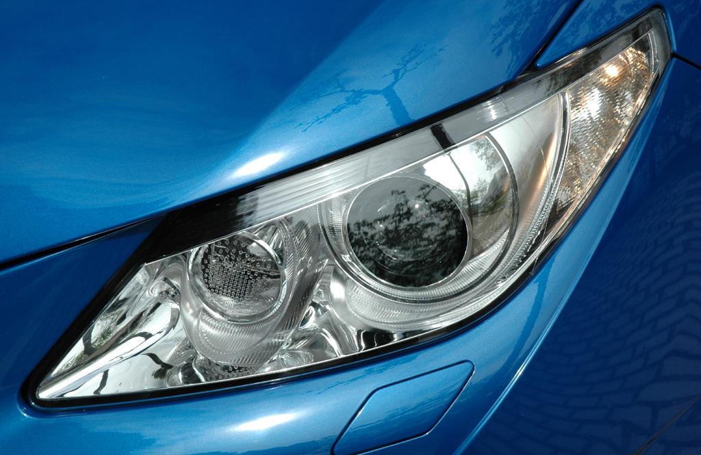 Seat Ibiza ST: Leuchteinheit vorn.