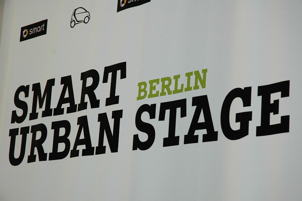 Smart Urban Stage: Bis zum 13. Juni macht sie in Berlin Station.