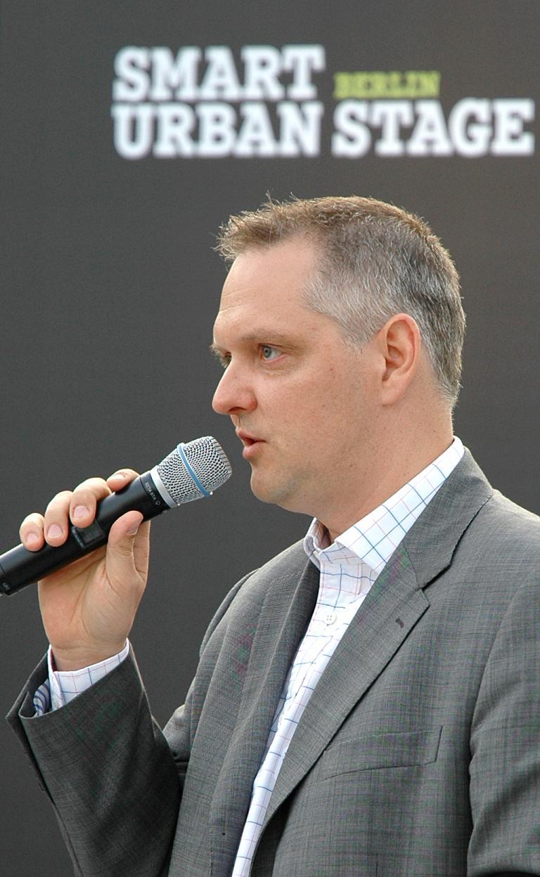 Smart Urban Stage: Markenchef Marc Langenbrinck erklärt, worum es geht.
