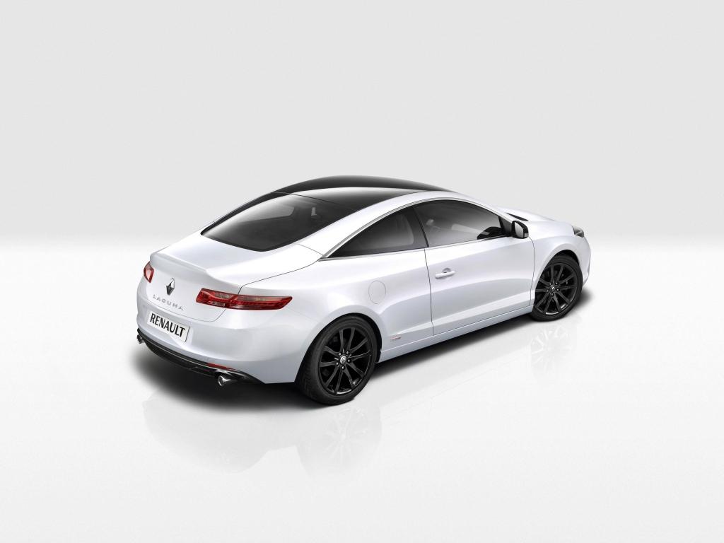 Sondermodell des Renault Laguna Coupé
