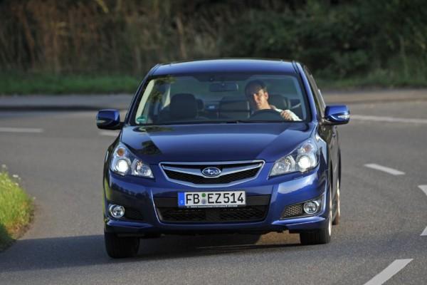 Subaru Legacy und Outback jetzt auch mit Autogas