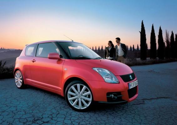 Suzuki Swift Sport bekommt ''OK! Style Award''