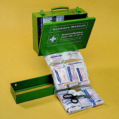 Tipp: Verbandskasten kontrollieren und austauschen