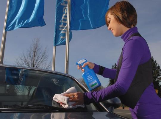 Tipp: Windschutzscheibe regelmäßig reinigen