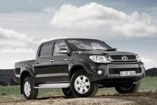 Toyota Hilux erhält ''Flotten-Award 2010''