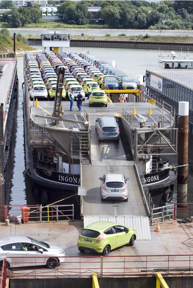 Transport-Studie erkennt gutes Klima für ''grüne Logistik''