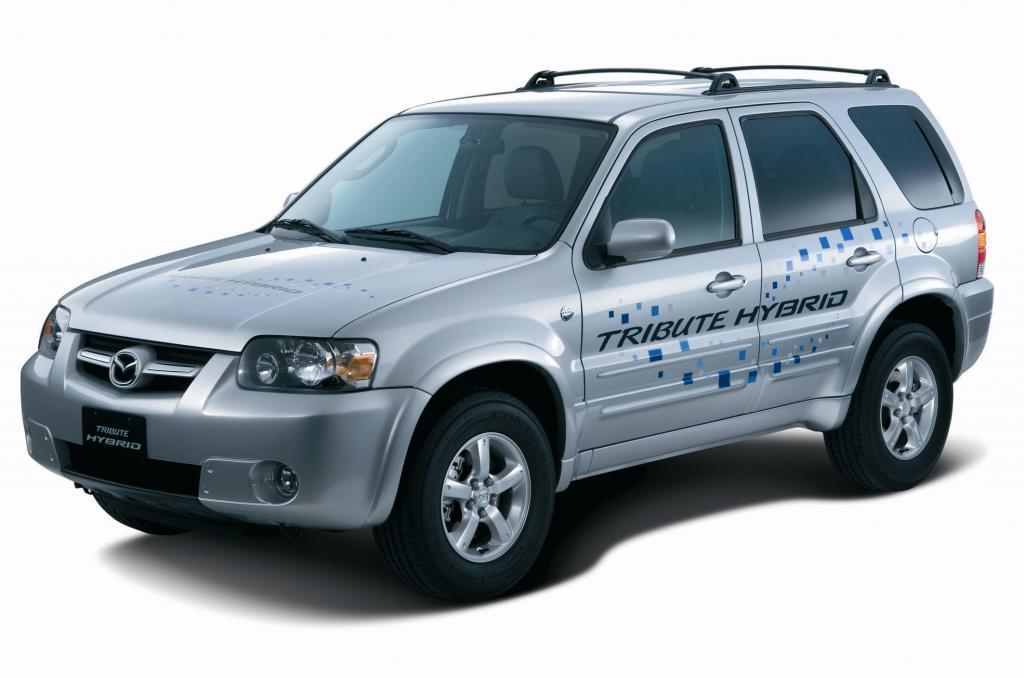 Tribute Hybrid - Baujahr 2005.
