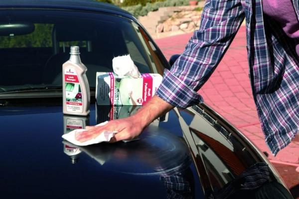 Umfrage zur Autopflege: Skepsis gegenüber Nanoversiegelung