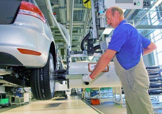 Volkswagen Sachsen feiert heute 20-jähriges Produktionsjubiläum