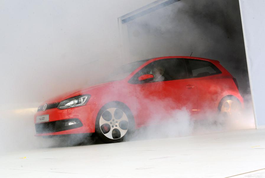 Vorstellung VW Polo GTI: Starkes Comeback mit 180 PS