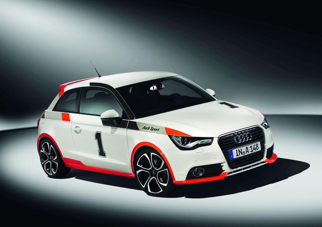 Wörtheersee 2010: Individualisierung mit Audi A1