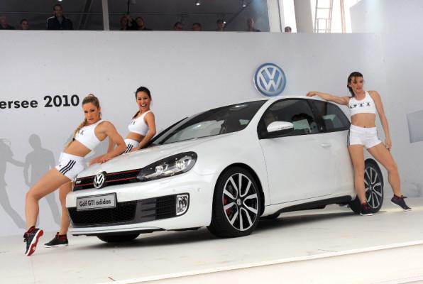 Wörthersee 2010: VW-Weltpremiere des Golf GTI adidas und Golf GTI Excessive