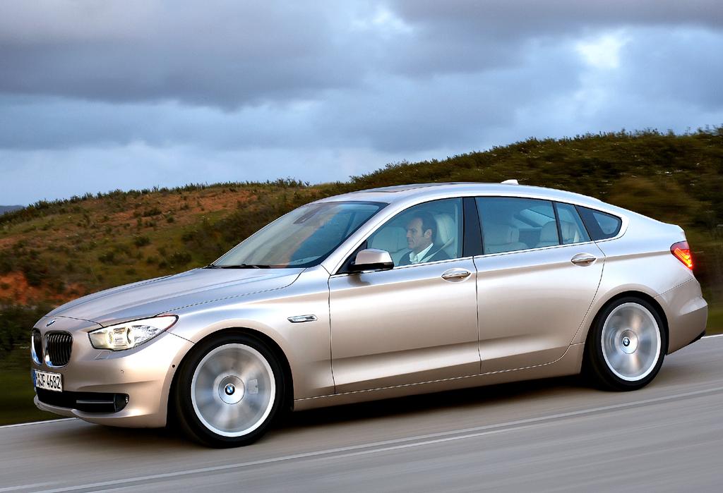 Wenn Frauen (Männer-)Autos entwerfen: Neuer BMW-Gran-Turismo 5er GT.
